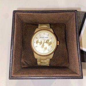 Michael Kors Women's Watch - Light Tortoise